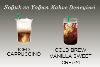 Starbucks'tan Cold Craft Lezzetleri