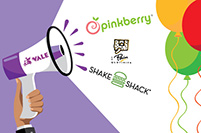 Le Pain Quotidien, Shake Shack ve Pinkberry artık Yemeksepeti VALE'de!